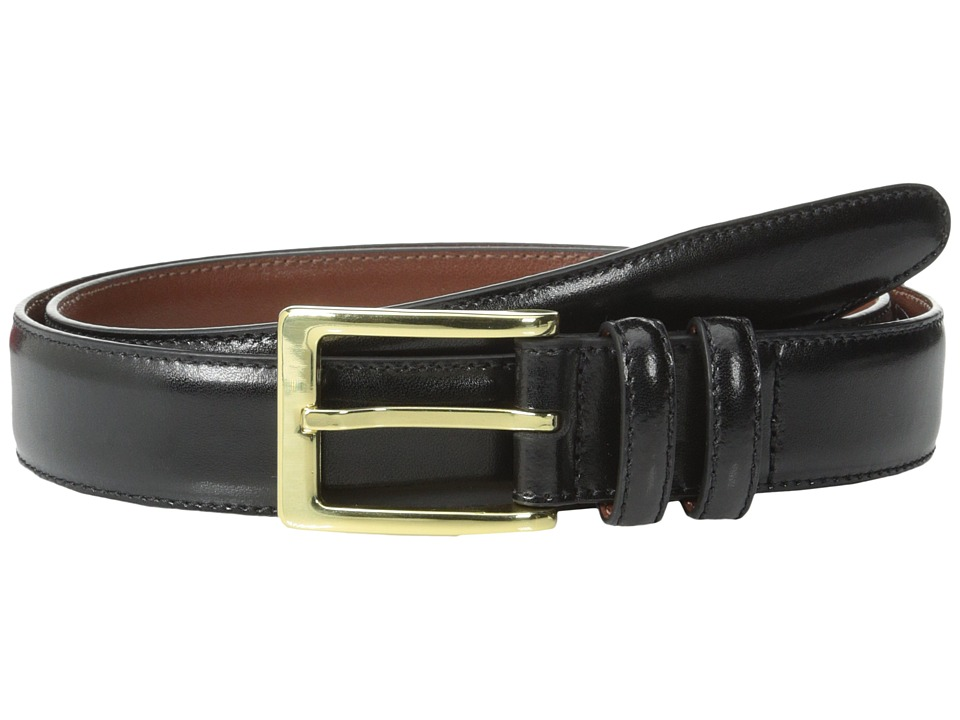 Torino Leather Co. 30MM Antigua Leather (Black) Men