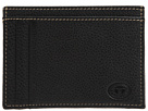 Torino Leather Co. Weekender ID Case (Black)