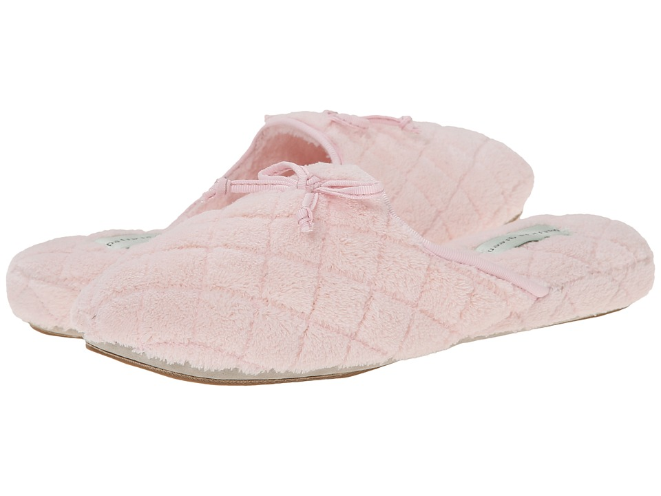 Patricia Green Chloe (Pale Pink) Slippers