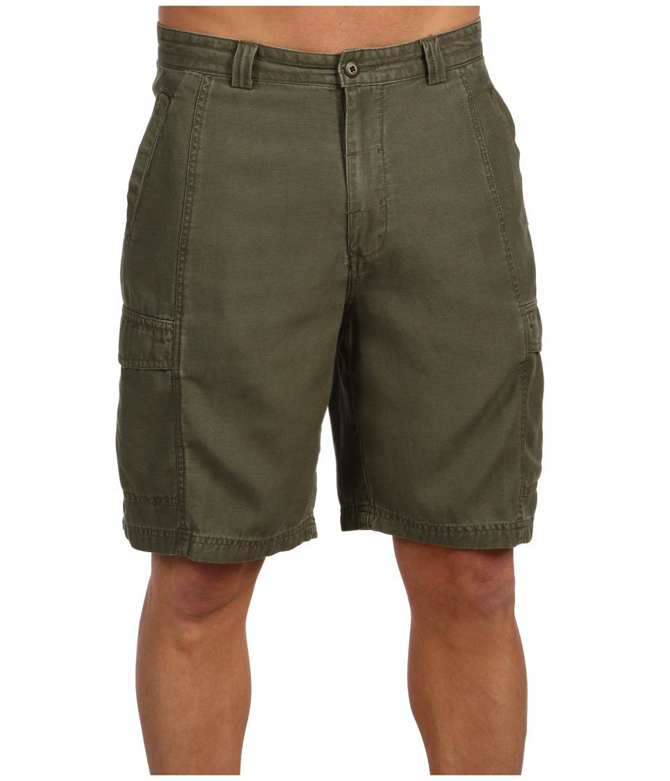 Tommy Bahama Key Grip Short (Moss) Men