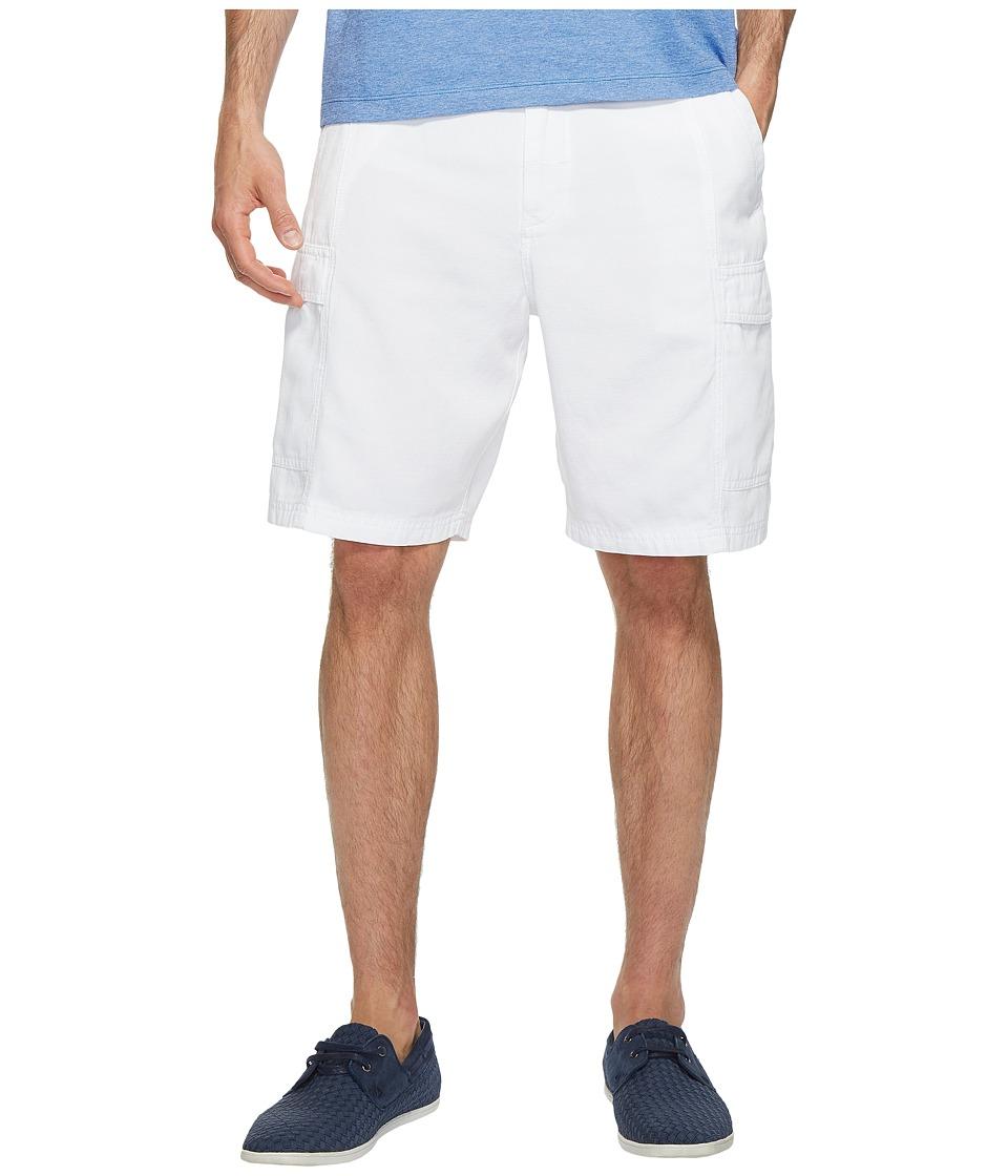 Tommy Bahama Key Grip Short (White) Men