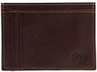 Torino Leather Co. Weekender ID Case (Mahogany)
