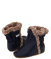 Robeez - Booties W/ Faux Fur Trim Soft Soles (Infant/Toddler)