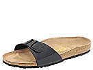 Birkenstock - Madrid Slip-On (Black Patent Birko-Flor)