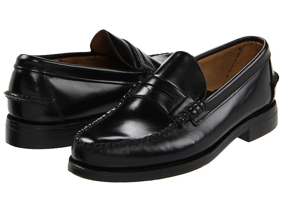Sebago Classic (Black) Men's Shoes