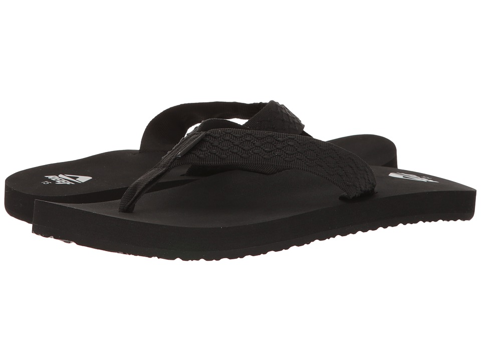 Reef - Smoothy (Black) Men