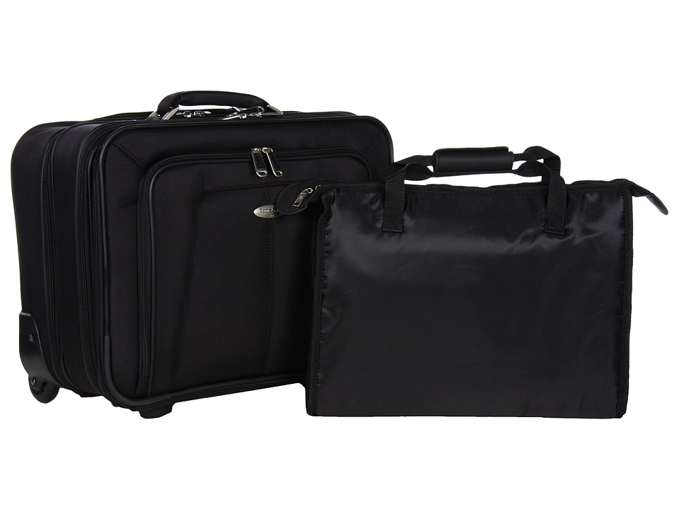 Samsonite - Business One Mobile Office (Black) Briefcase Bags