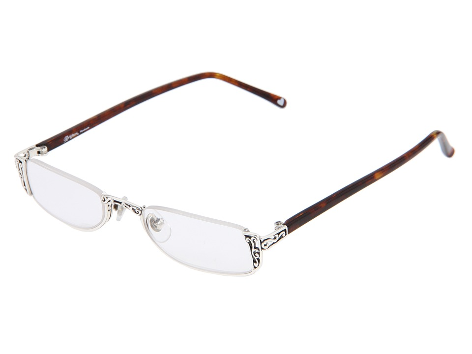 Brighton - Shakespeare (Silver) Reading Glasses Sunglasses