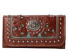 Lady Lace Tri-Fold Wallet