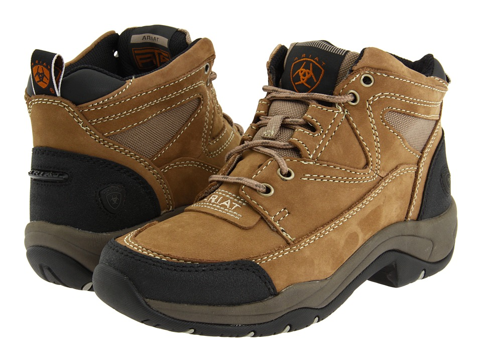 Ariat Terrain (Taupe) Western Boots