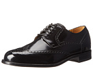 Cole Haan - Air Carter Wingtip (Black) - Footwear