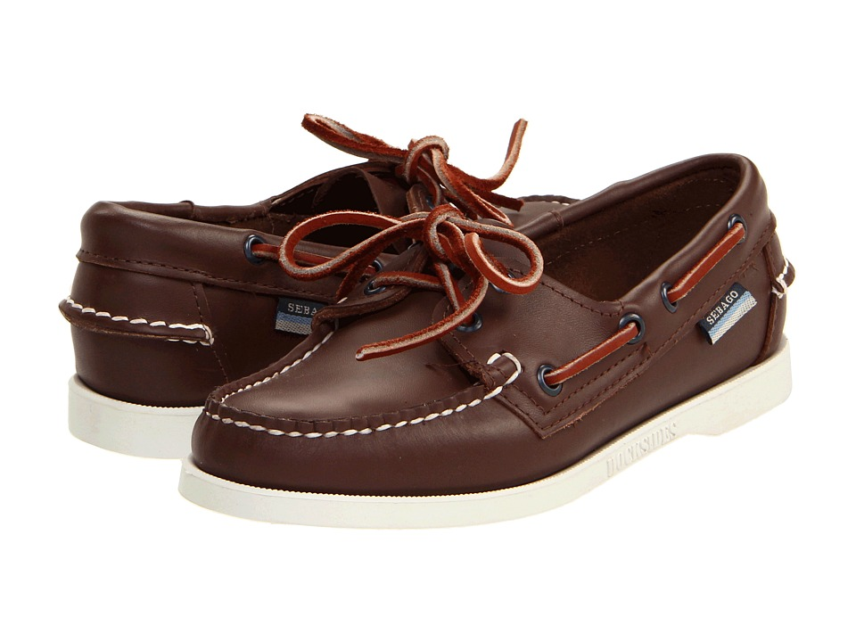 Sebago Docksides (Brown Elk) Women's Shoes