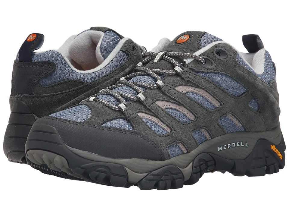 Merrell - Moab Ventilator (Smoke) Womens Cross Training Shoes