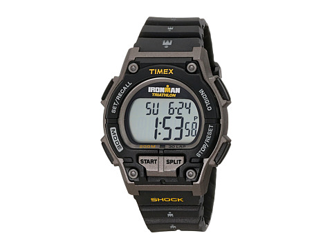 Timex Ironman® Endure 30-Lap - Black/Yellow
