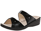 Finn Comfort - Catalina - 2538 (Black Patent Soft Footbed)