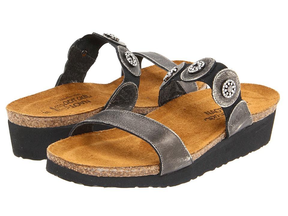 Naot Footwear Marissa (Metal Leather) Women's Slide Shoes