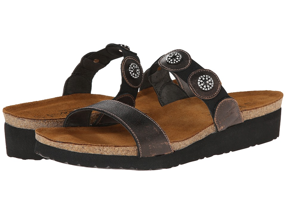 Naot Footwear Marissa (Burnt Copper Leather) Women
