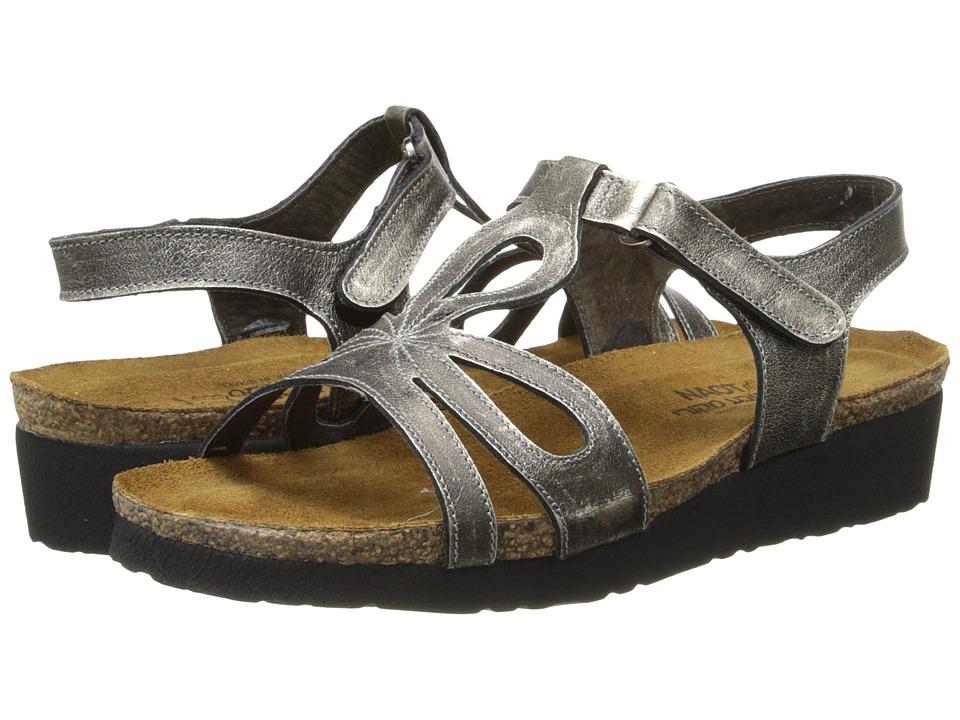 Naot Footwear Rachel (Metal Leather) Sandals