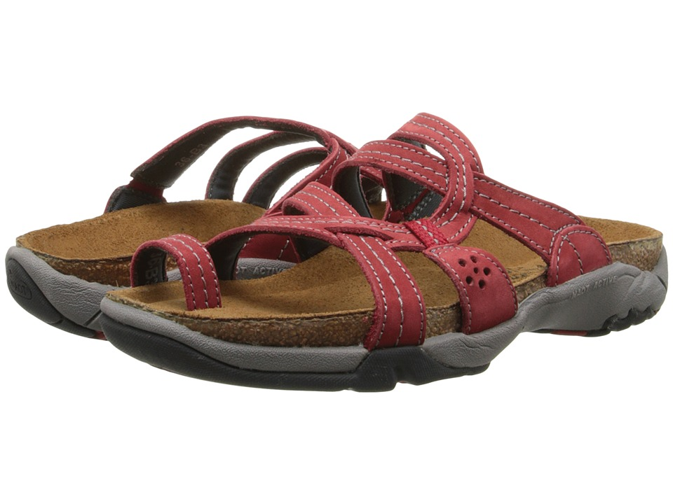 Naot Footwear Drift (Grenadine Leather) Sandals