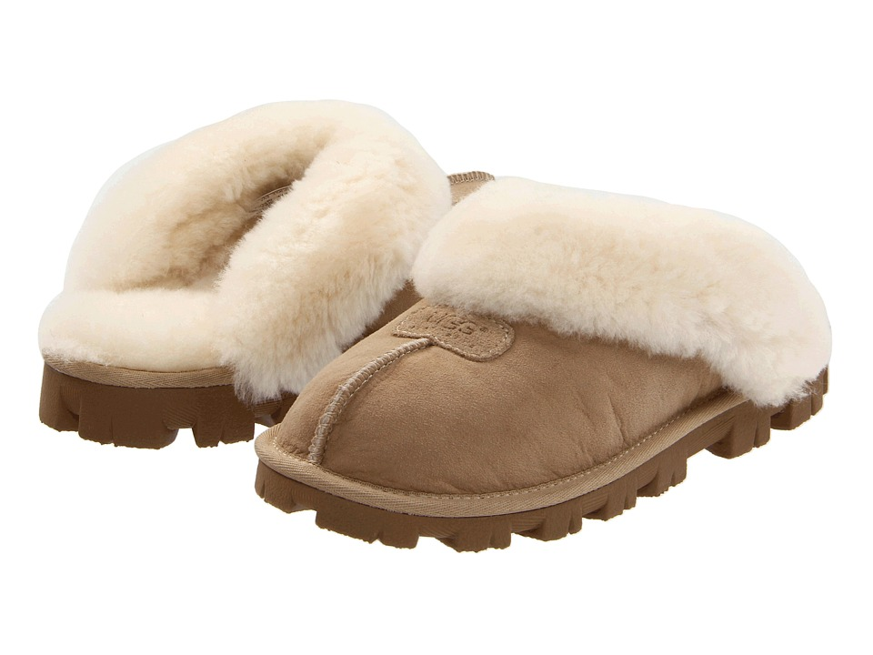 Ugg Coquette (Sand) Women's Slippers