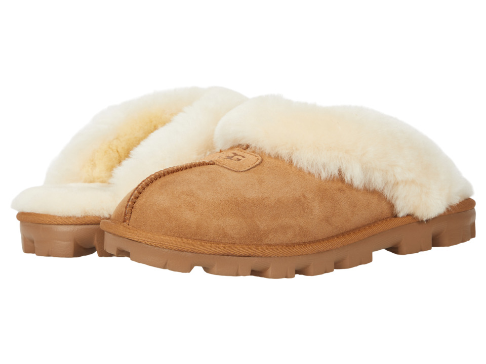 Ugg Coquette (Chestnut) Women's Slippers