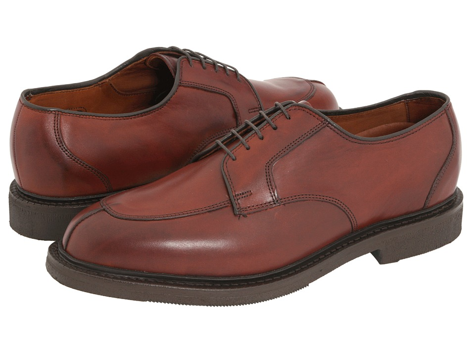 Allen-Edmonds Ashton (Chili Burnished Calf) Men