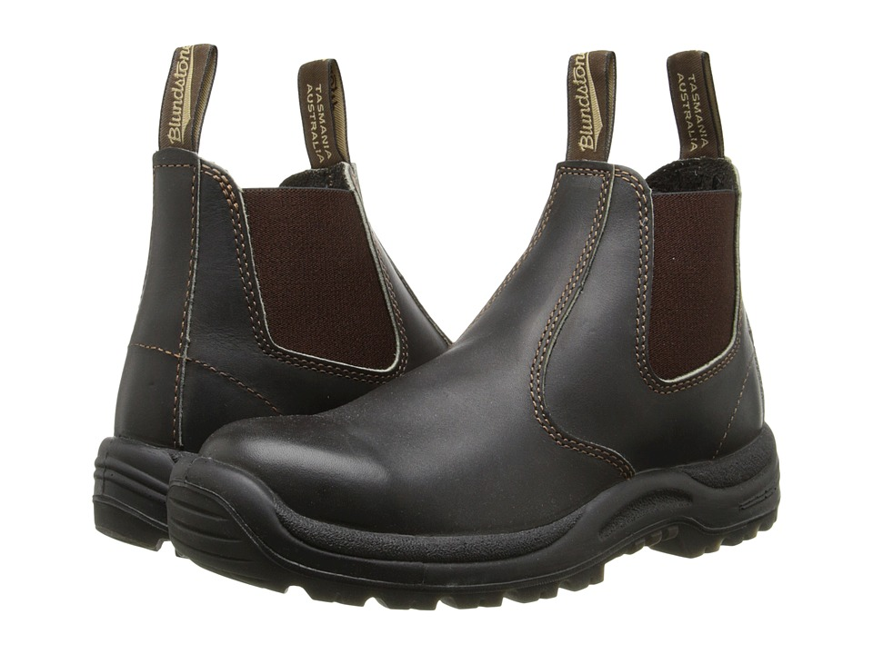 Blundstone - BL490 (Brown) Pull-on Boots