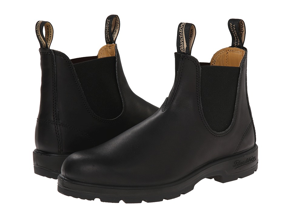 Blundstone - BL558 (Black) Pull-on Boots