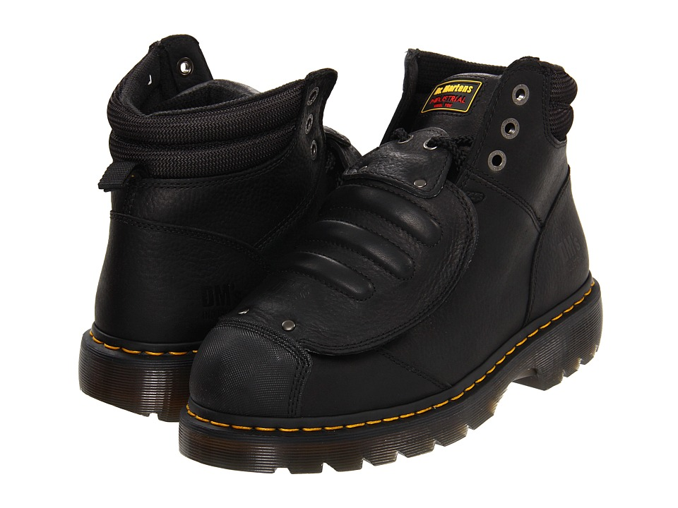 Dr. Martens Work - Ironbridge MG ST (Black Industrial Trailblazer) Mens Work Boots