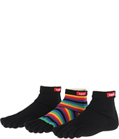 Injinji - Performance Original Toesock Mini Crew Variety (3-Pack)