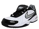 Nike Air Diamond Trainer (White/Silver/Black)