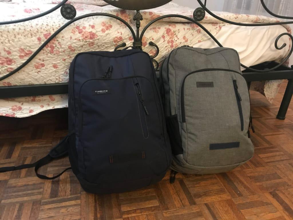 391b9c44bd4 Timbuk2 Uptown Travel Backpack Review