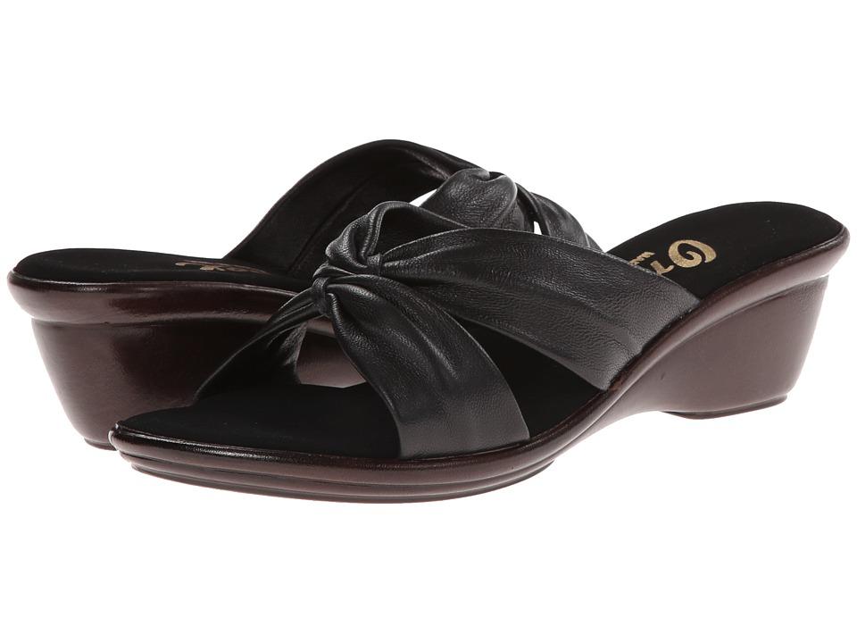 Onex Trista-2 (Black) Women's Shoes