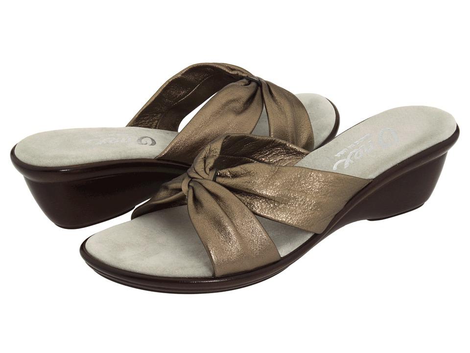 Onex Trista-2 (Pewter) Women's Shoes