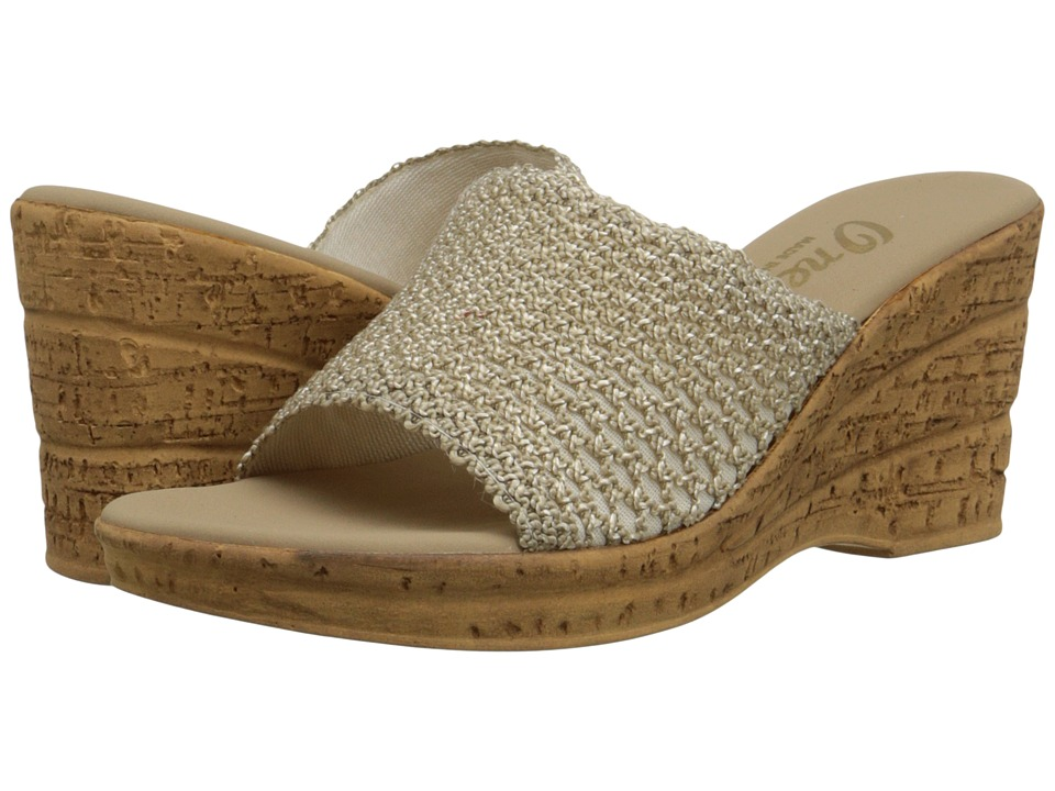 Onex - Bianca-2 (Natural) Women's Wedge Shoes