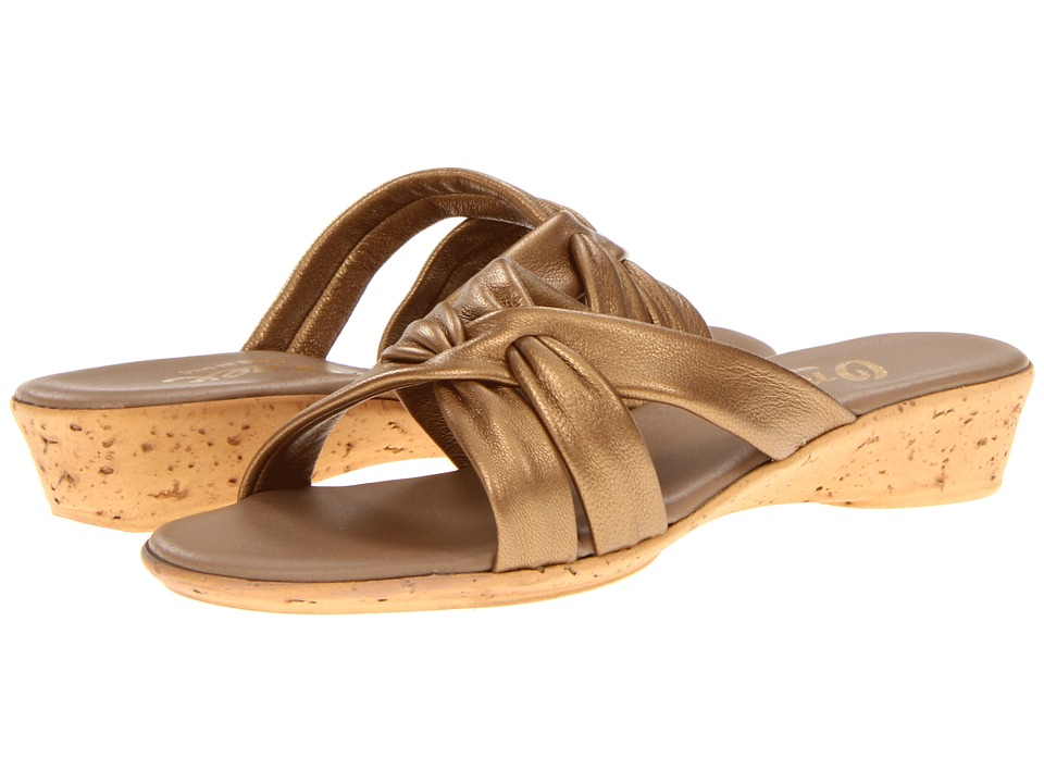 Onex Sail (New Bronze) Wedge Shoes