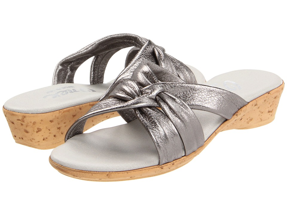 Onex Sail (Pewter) Wedge Shoes