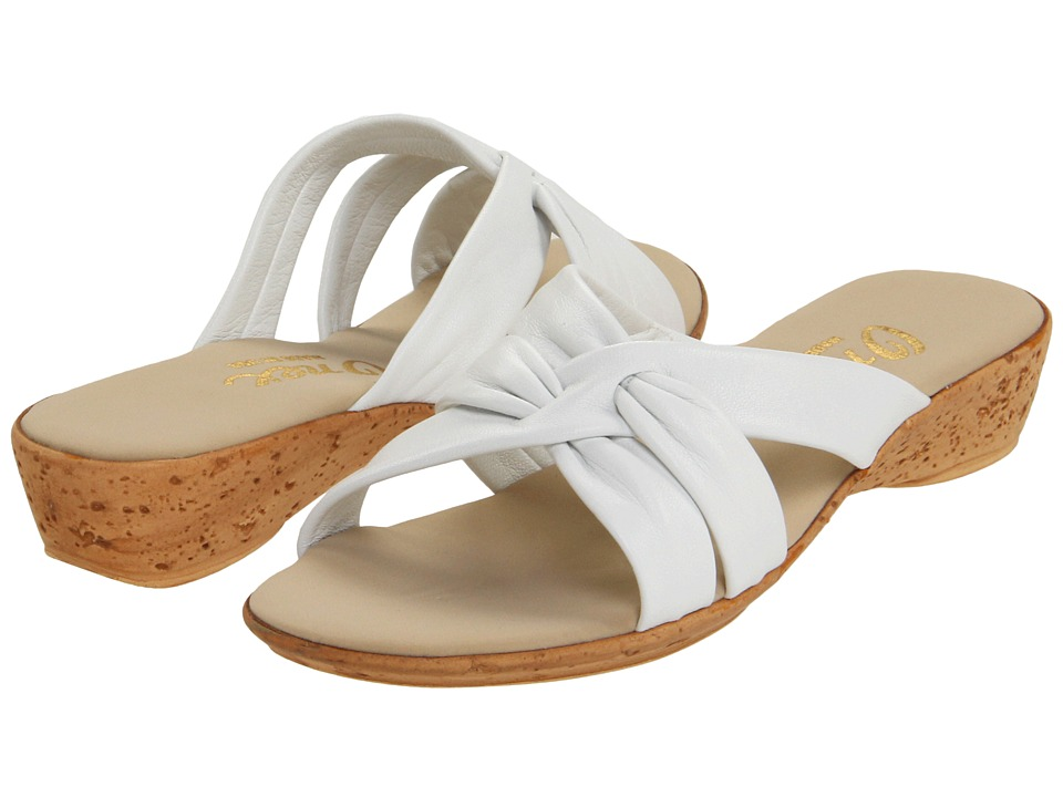 Onex Sail (White) Wedge Shoes