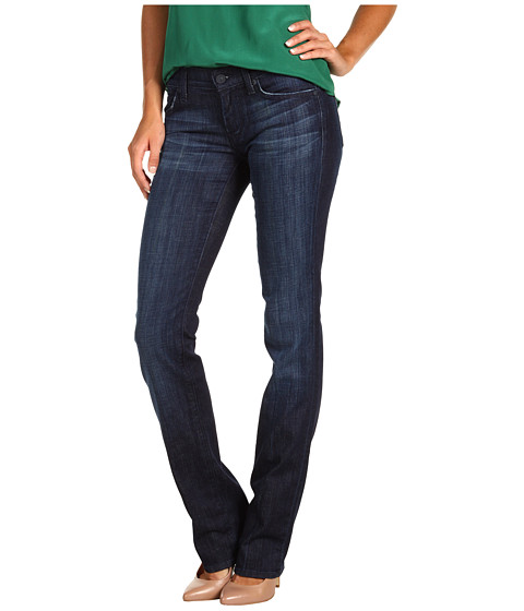 Cheap 7 For All Mankind Straight Leg In Los Angeles Dark Los Angeles Dark