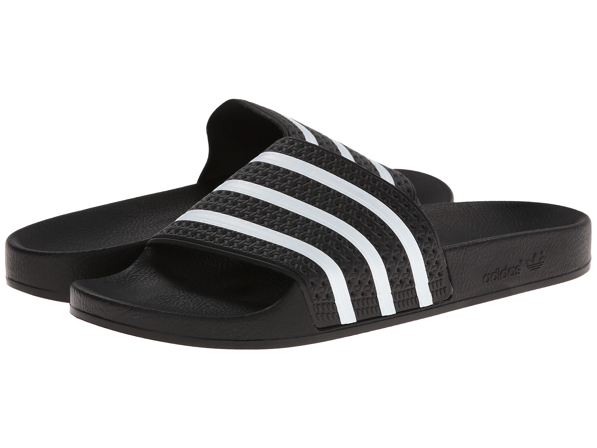 Creative Adidas Adilette W Womens Sandals In Black Gold