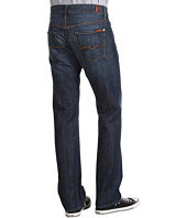 7 For All Mankind - Standard Straight Leg in New York Dark