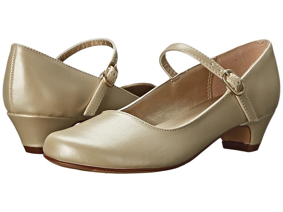 Nina Kids Seeley (Little Kid/Big Kid) (Bone Pearl) Girls Shoes