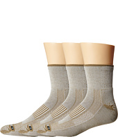 Drymax Sport Socks - Lite Hiking Quarter Crew 4-Pair Pack