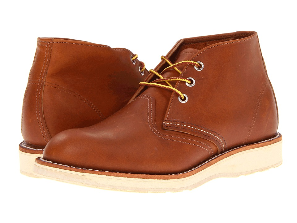 Red Wing Heritage Work Chukka Oro iginal Mens Lace up Boots