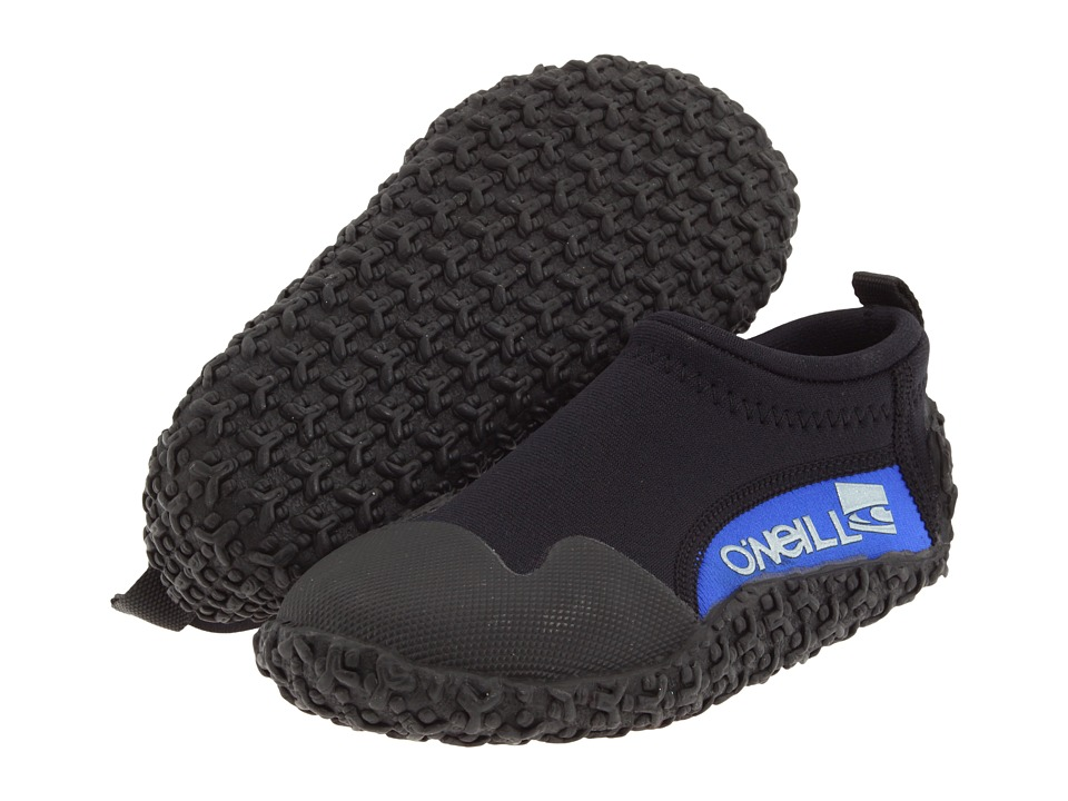 O'Neill Kids Reactor Reef Boot (Toddler/Little Kid/Big Kid) (Black/Pac) Boys Shoes