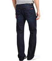 7 For All Mankind - Austyn Relaxed Straight Leg in Los Angeles Dark