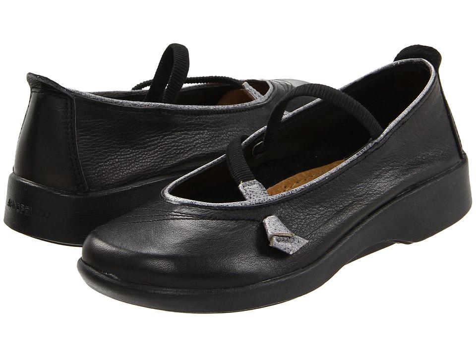 Arcopedico Vitoria (Black/Pewter) Maryjane Shoes