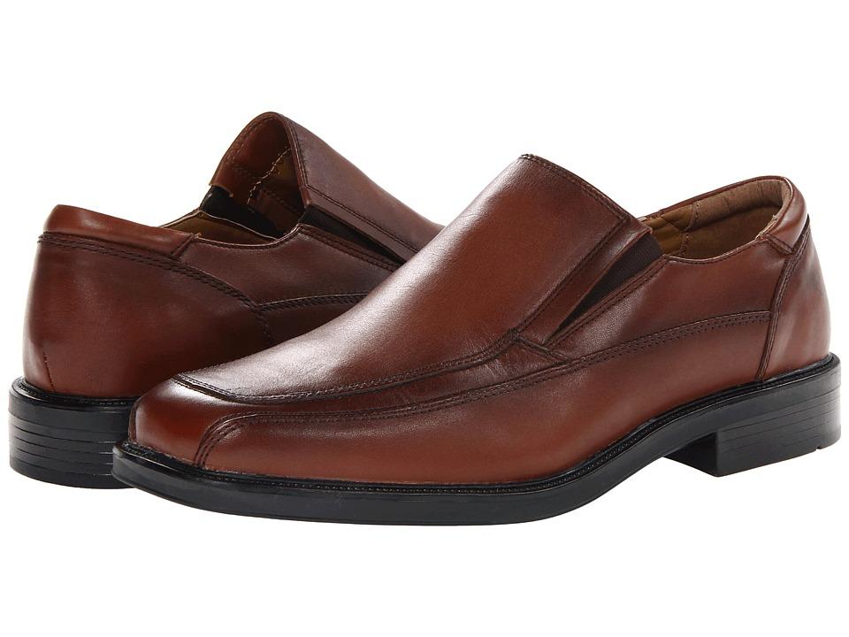 Dockers Proposal Moc Toe Loafer (Tan) Men's Slip on  Shoes