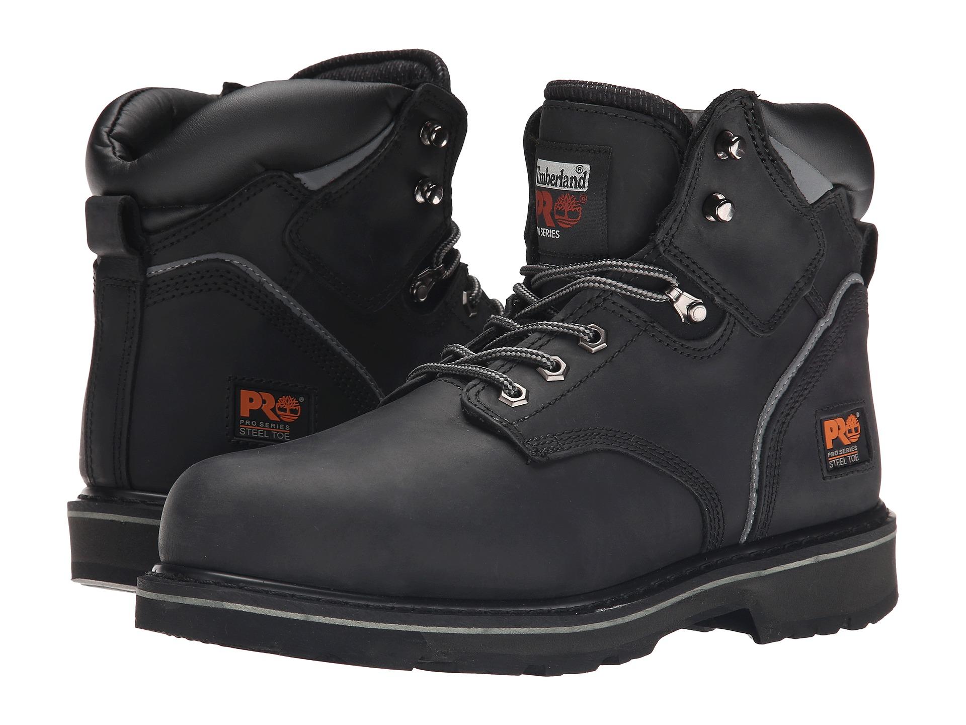 Timberland PRO 6&quot Pit Boss Steel Toe - Zappos.com Free Shipping