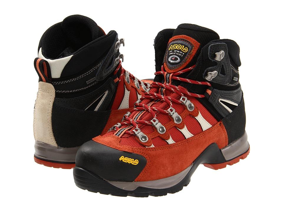 Asolo Stynger GTX (Spice/Black) Women's Boots